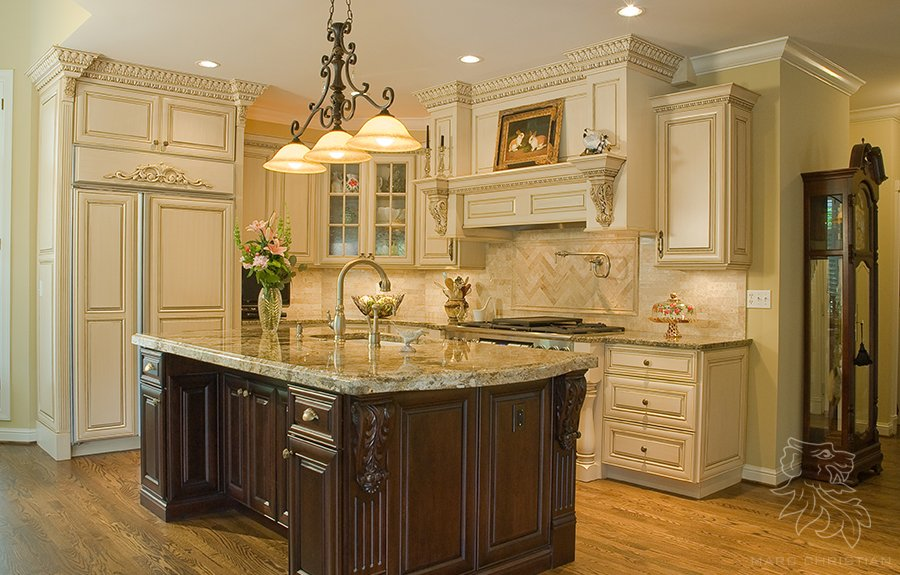 Marc christian fine cabinetry for Award winning kitchen designs 2010